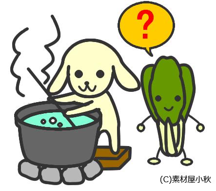 5月27日(小松菜の日)のピクじろう